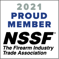 Proud Member, National Shooting Sports Foundation (NSSF)